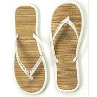 Sparkle Beach Bridemaids Flip Flops