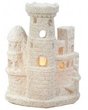 Sandcastle Centerpiece