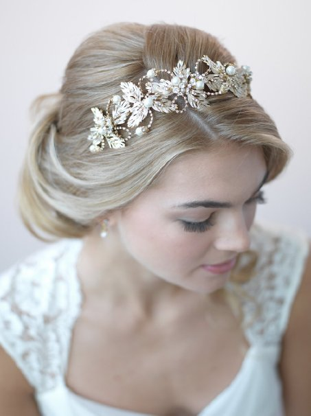 Beach wedding hair accessories junglespirit Images