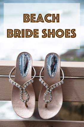Beach Bride Shoes