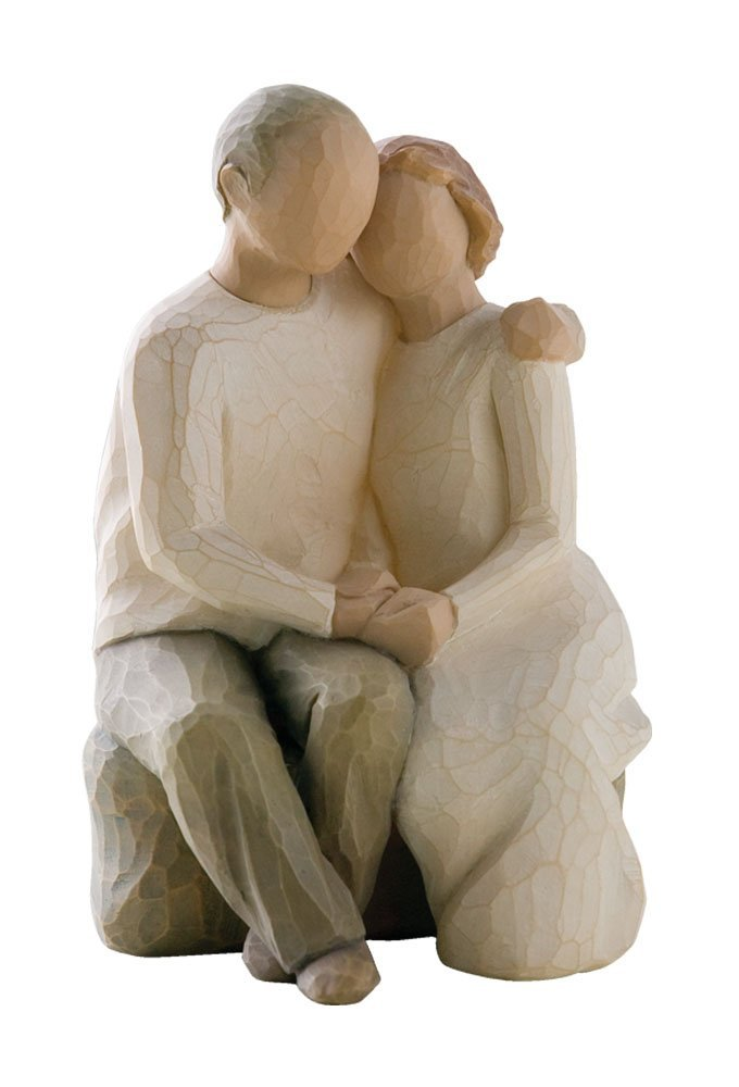 Older Couple Cake Topper