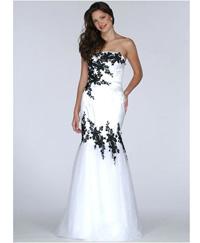 Mermaid wedding dress for beach