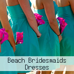 Beach Bridesmaids Dresses