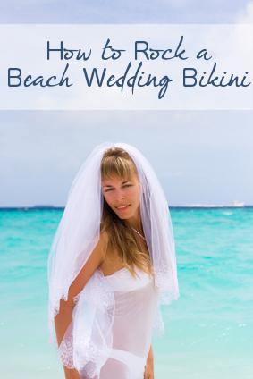 Beach Wedding Bikini