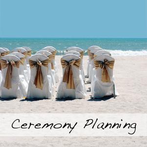 Ceremony Planning