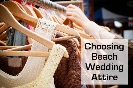 Choosing Beach Wedding Attire