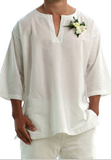 Suggestions Of Mens Beach Wedding Attire By Formality