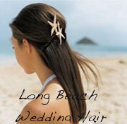 Long Beach Wedding Hair - Starfish