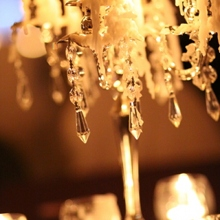 Crystals and Candelabra