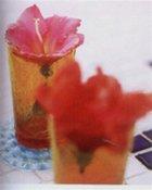 Tropical Flower Decorations