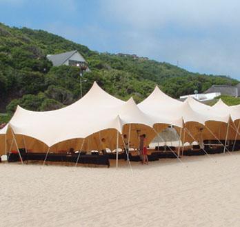 Beach Wedding Shade