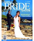 Hawaii Bride & Groom Magazine