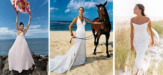 Petite Beach Wedding Dress