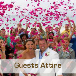 Beach Wedding Guests Attire